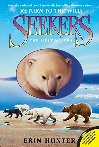 9780061996399: The Melting Sea (Seekers: Return to the Wild)