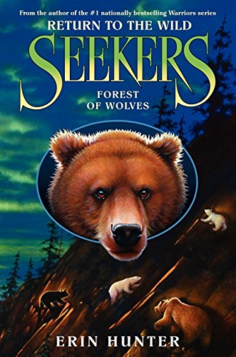 9780061996436: Forest of Wolves (Seekers: Return to the Wild)