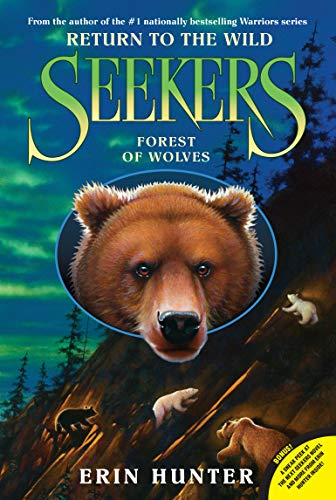 9780061996450: Seekers: Return to the Wild #4: Forest of Wolves