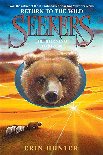 9780061996467: Seekers: Return to the Wild #5: The Burning Horizon