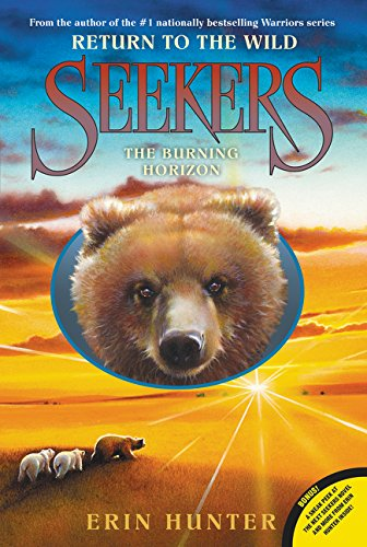 9780061996481: Seekers: Return to the Wild #5: The Burning Horizon