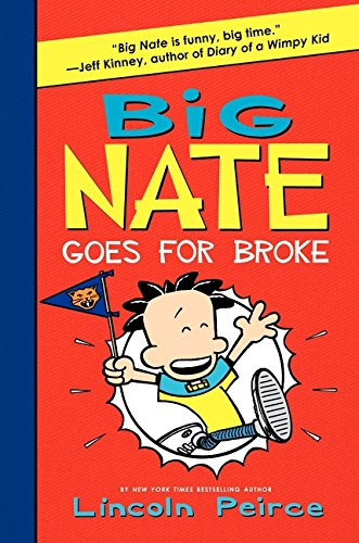 9780061996627: Big Nate Goes for Broke (Big Nate (Harper Collins))