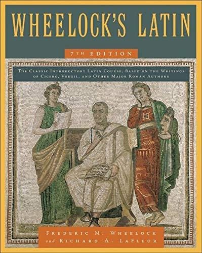 9780061997211: Wheelock's Latin