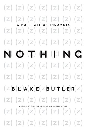 9780061997389: Nothing: A Portrait of Insomnia