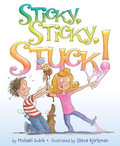 9780061998188: Sticky, Sticky, Stuck!