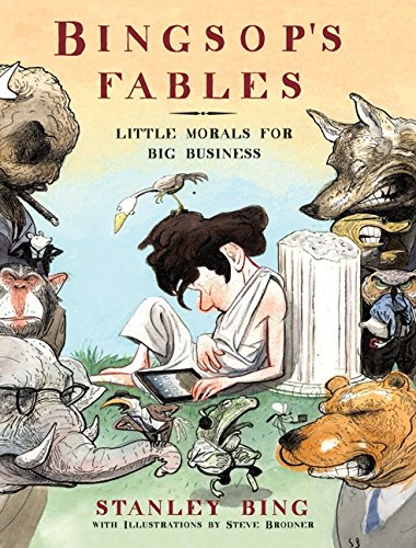 9780061998522: Bingsop's Fables: Little Morals for Big Business