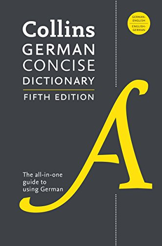 9780061998621: Collins German Concise Dictionary, 5th Edition (Collins Language)
