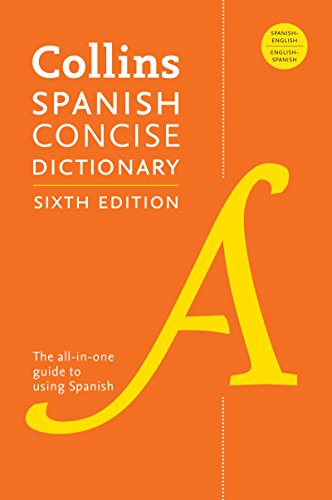 9780061998645: Collins Spanish Concise Dictionary, 6th Edition (Collins Language)