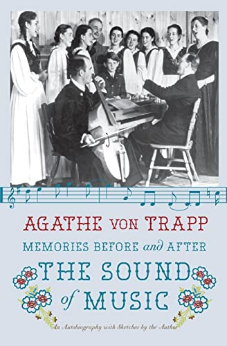 9780061998812: Memories Before and After the Sound of Music: An Autobiography