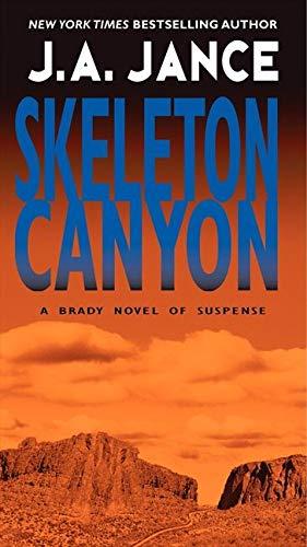 9780061998959: Skeleton Canyon (Joanna Brady)