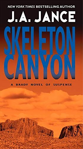9780061998959: Skeleton Canyon (Joanna Brady Mysteries)