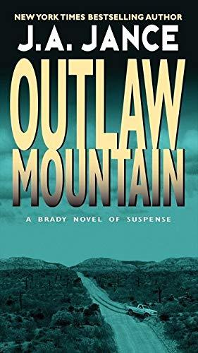 9780061998973: Outlaw Mountain (Joanna Brady)