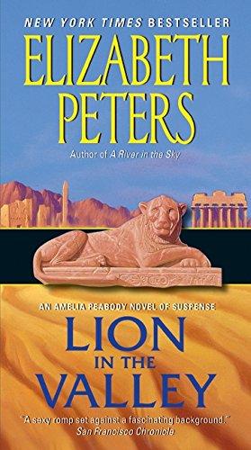 9780061999215: Lion in the Valley: An Amelia Peabody Novel of Suspense (Amelia Peabody Series)