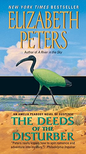 9780061999222: The Deeds of the Disturber (Amelia Peabody Mysteries) (Amelia Peabody Series)