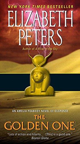 9780061999239: The Golden One: An Amelia Peabody Novel of Suspense (Amelia Peabody Series)