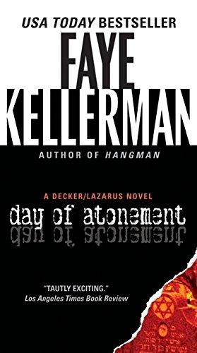9780061999277: Day of Atonement: A Decker/Lazarus Novel (Decker/Lazarus Novels)
