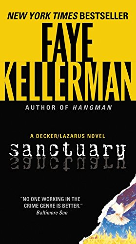9780061999352: Sanctuary: A Decker/Lazarus Novel