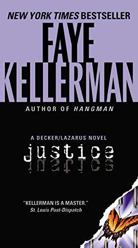 9780061999369: Justice: A Decker/Lazarus Novel (Decker/Lazarus Novels)