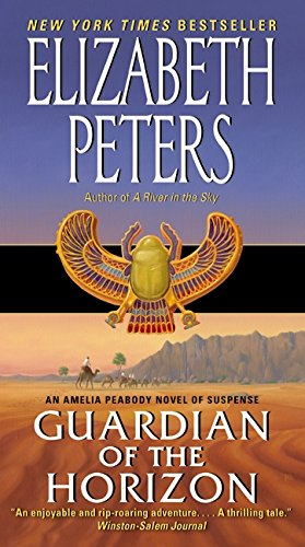 9780061999383: Guardian of the Horizon (Amelia Peabody Mysteries)