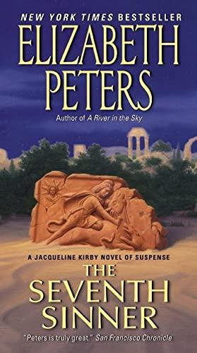 9780061999390: Seventh Sinner: A Jacqueline Kirby Novel of Suspense (Jacqueline Kirby Series)
