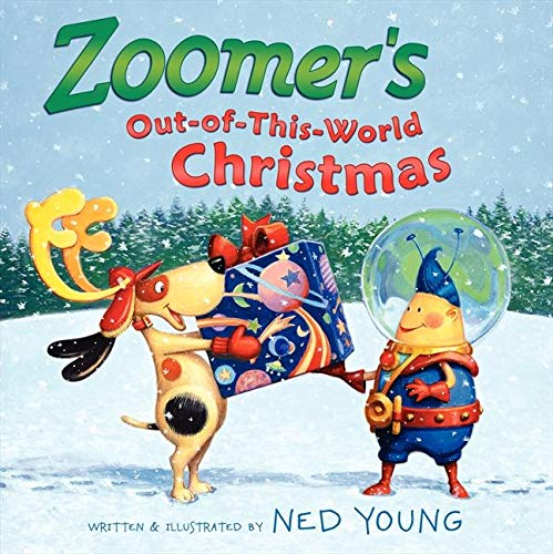 9780061999598: Zoomer's Out-of-This-World Christmas