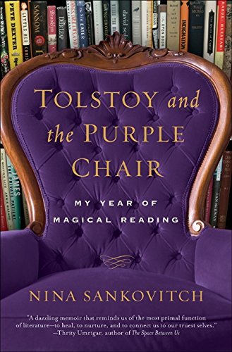 9780061999840: Tolstoy and the Purple Chair: My Year of Magical Reading