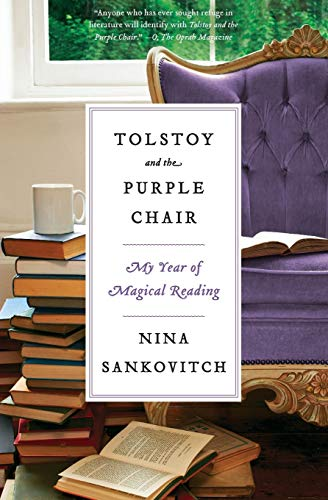 9780061999857: Tolstoy and the Purple Chair: My Year of Magical Reading