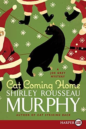 9780062002266: Cat Coming Home LP: A Joe Grey Mystery (Joe Grey Mystery Series)