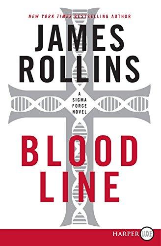 9780062002273: Bloodline (Sigma Force)