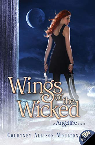 9780062002389: Wings of the Wicked (Angelfire)