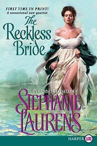 The Reckless Bride  (The Black Cobra Quartet): Laurens, Stephanie