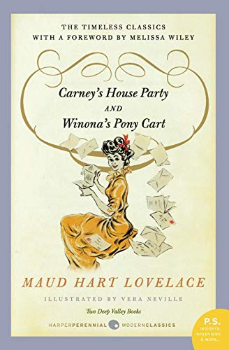 9780062003294: Carney's House Party/Winona's Pony Cart: Two Deep Valley Books