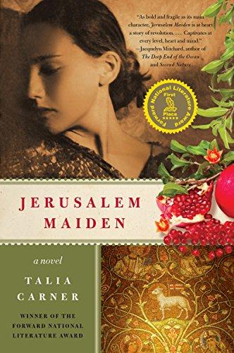 9780062004376: Jerusalem Maiden: A Novel