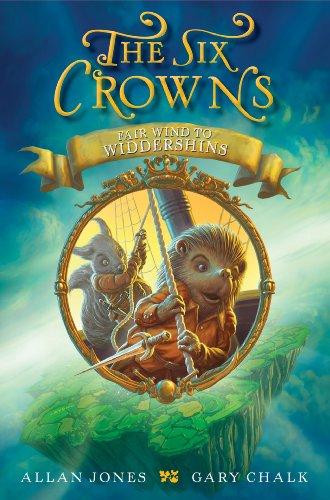 The Six Crowns: Fair Wind to Widdershins: Jones, Allan