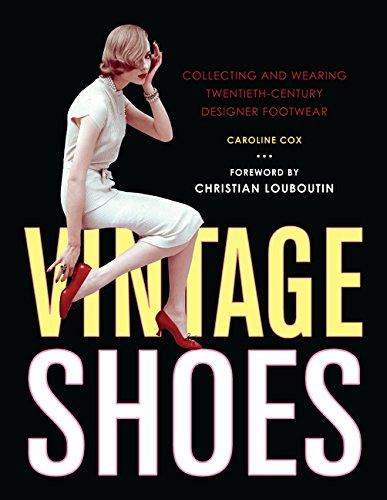 9780062007377: Vintage Shoes