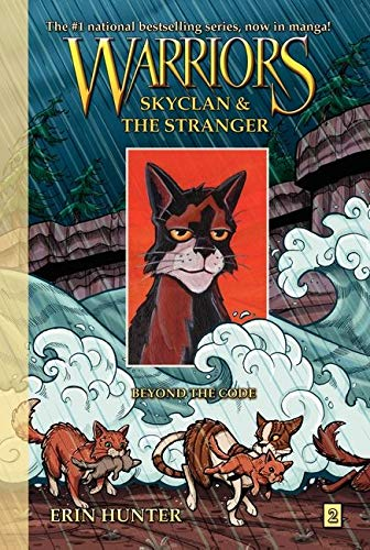 9780062008374: Warriors: SkyClan and the Stranger #2: Beyond the Code (Warriors Manga)