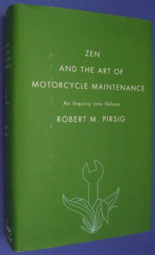 9780062008930: Zen And The Art Of Motorcycle Maintenance - An Inquiry Into Values