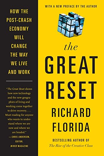 9780062009050: The Great Reset: How the Post-Crash Economy Will Change the Way We Live and Work