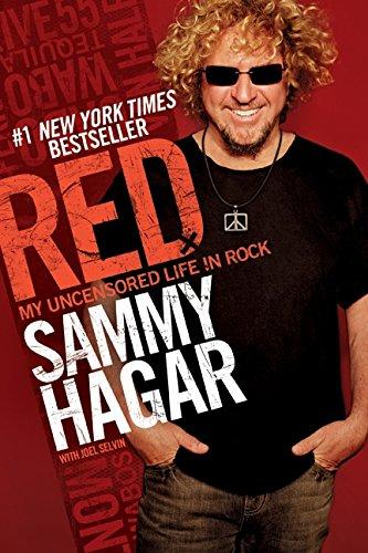 Red : My Uncensored Life in Rock (Signed): Hagar, Sammy