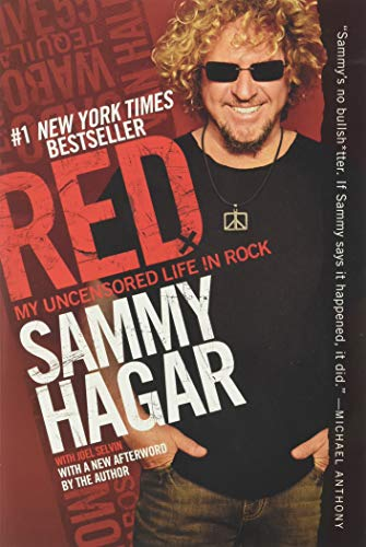 9780062009296: Red: My Uncensored Life in Rock