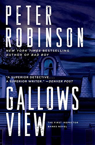 9780062009388: Gallows View: The First Inspector Banks Novel (Inspector Banks Novels)