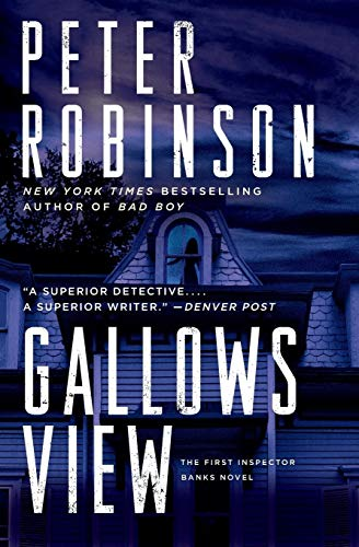 9780062009388: Gallows View: The First Inspector Banks Novel