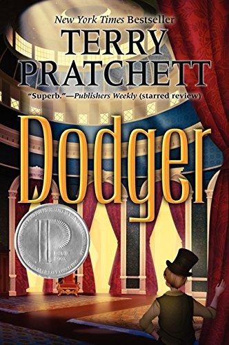 9780062009517: Dodger