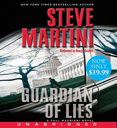 9780062010896: Guardian of Lies Low Price CD: A Paul Madriani Novel (Paul Madriani Novels)