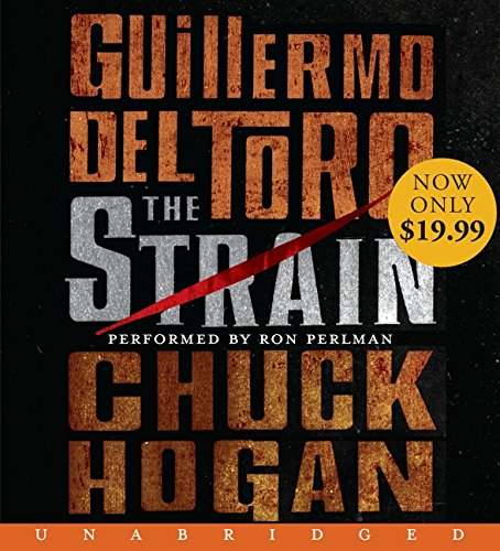 9780062010933: The Strain Low Price CD: Book One of The Strain Trilogy