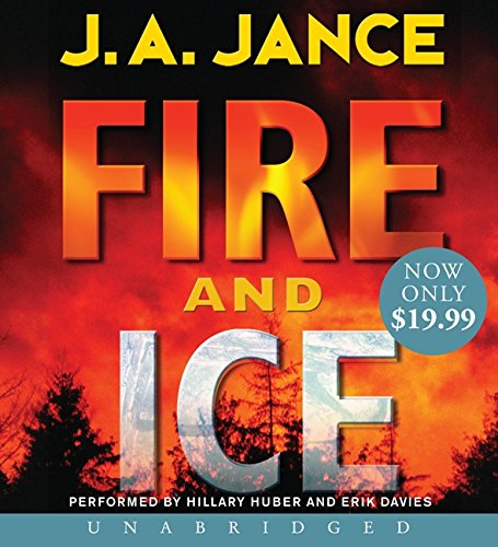 9780062010957: Fire and Ice Low Price CD: A Beaumont and Brady Novel (J. P. Beaumont Novel)