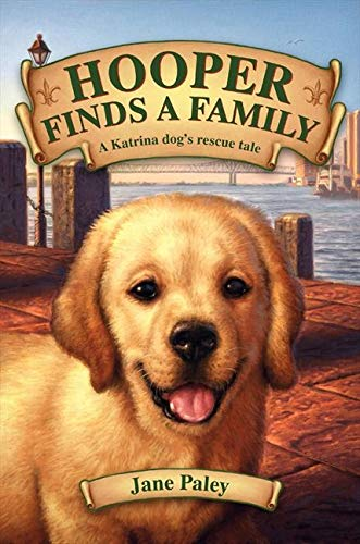 9780062011039: Hooper Finds a Family: A Hurricane Katrina Dog's Survival Tale