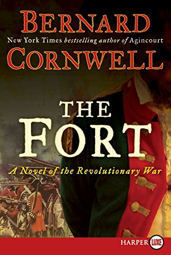 9780062011220: The Fort LP: A Novel of the Revolutionary War