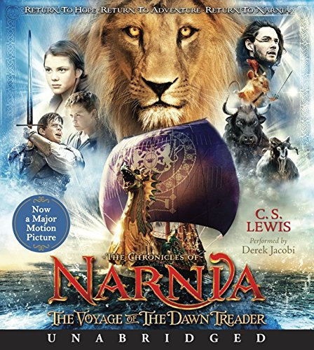 9780062011343: Voyage of the Dawn Treader Mti CD (Chronicles of Narnia)