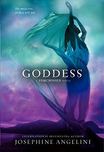 9780062012036: Goddess: A Starcrossed Novel